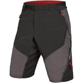 Endura Hummvee II Shorts with Liner Men, szary